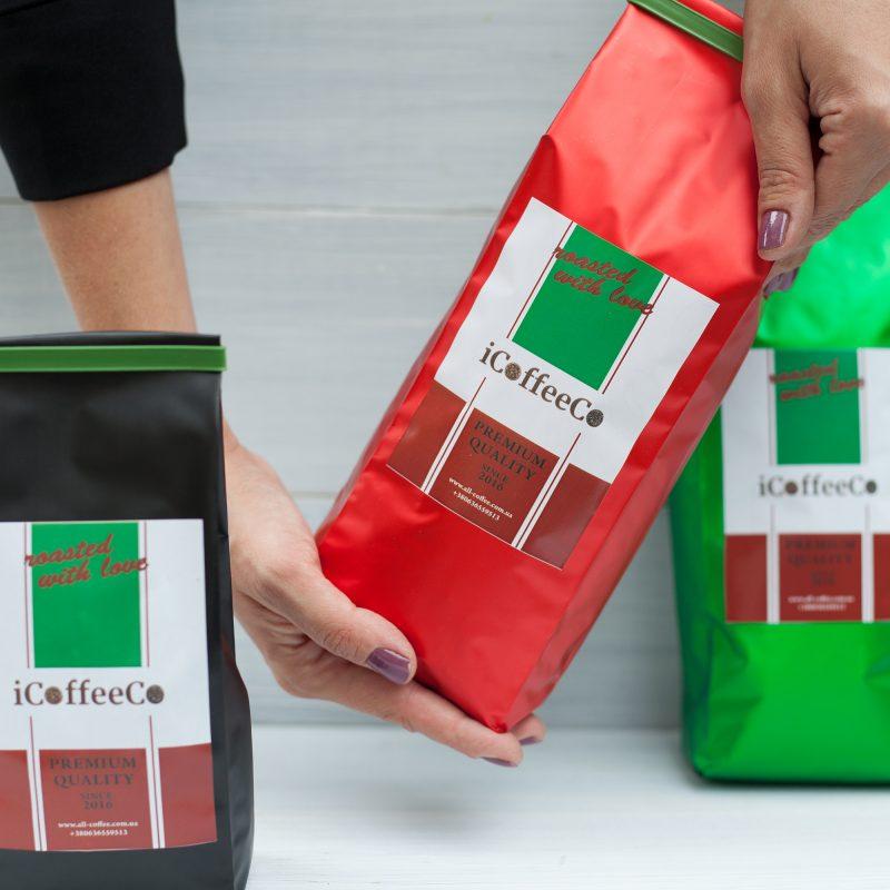 подарункові набори кави та чаю