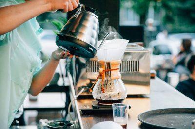 specialty kofe chemex