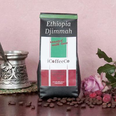 арабіка ефіопія джимма