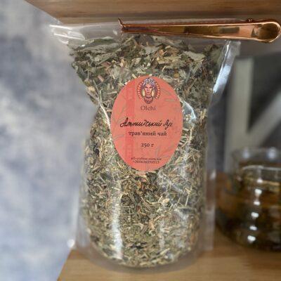 травяной чай ольчи