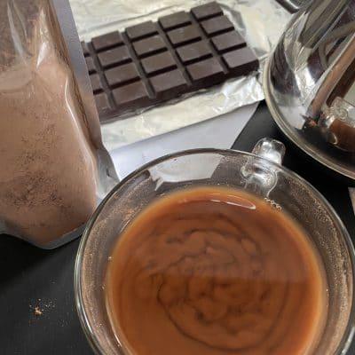Какао продукти Olchi