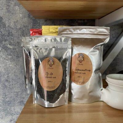 подборка чая ольчи