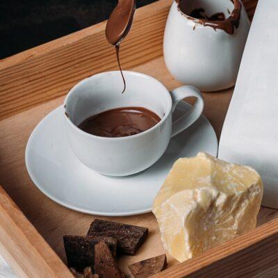 масло какао ольчи